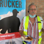 Thank a Trucker - Our Driver Harry Morrison